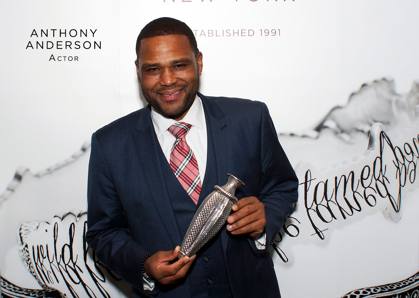 Anthony Anderson fashion style