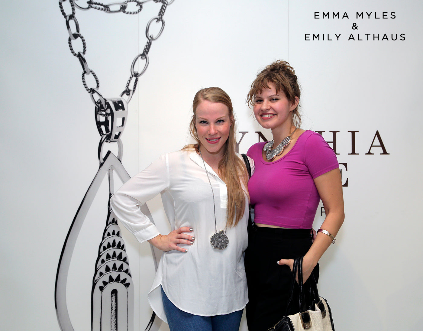 Emma Myles & Emily Althaus fashion style