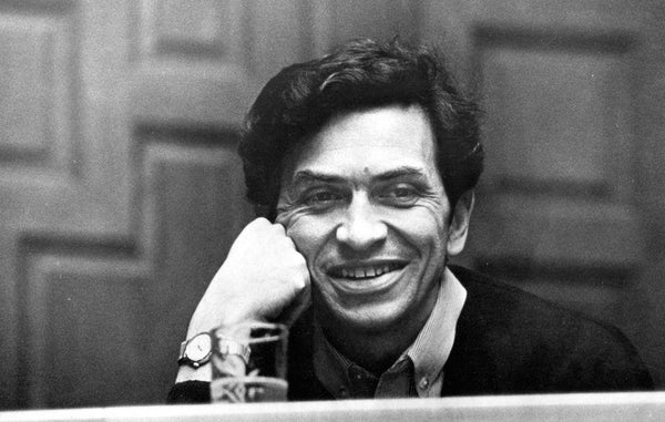 Bill Graham, Oakland, California, 1967 photographed by Baron Wolman.