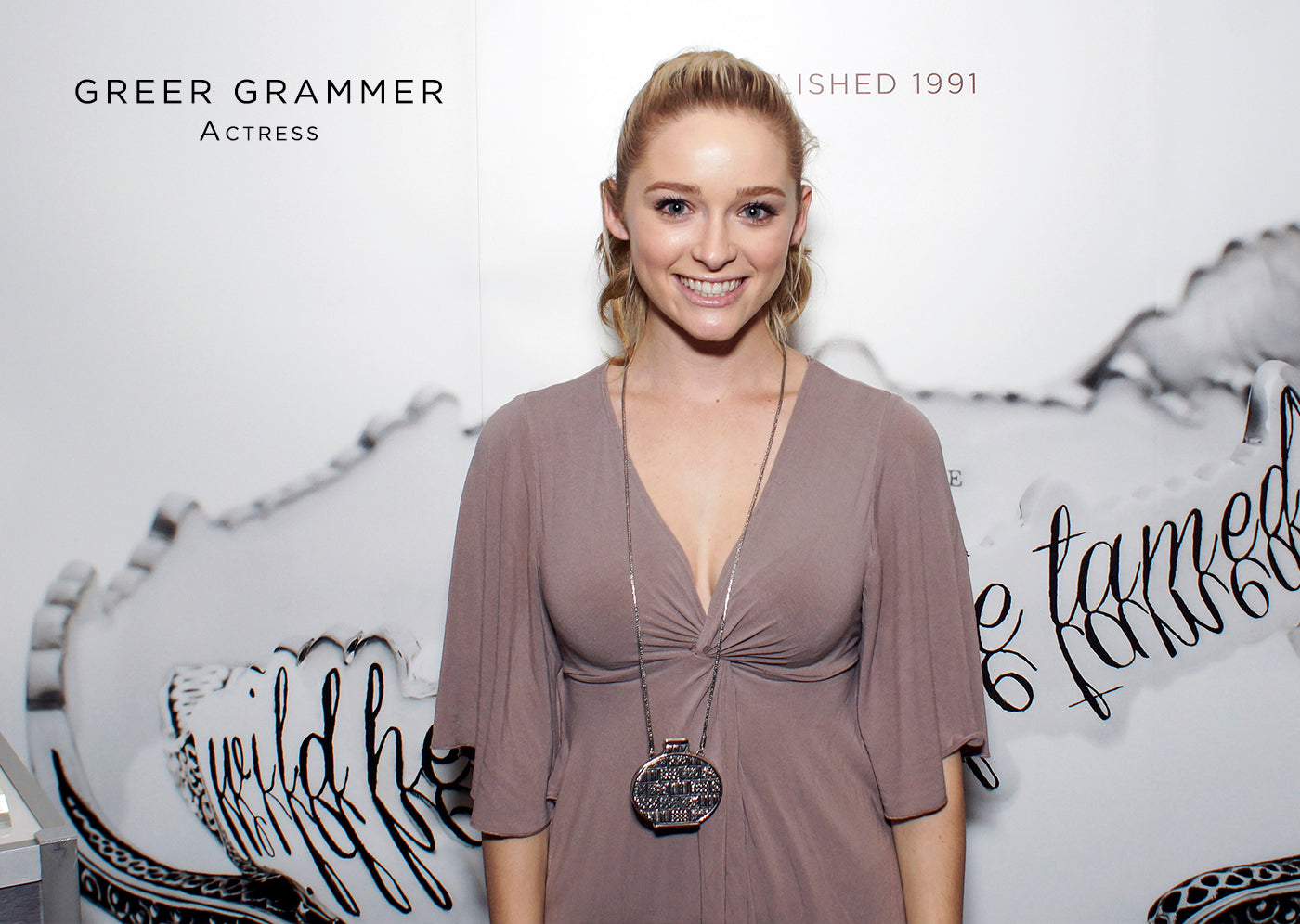 Greer Grammer fashion style