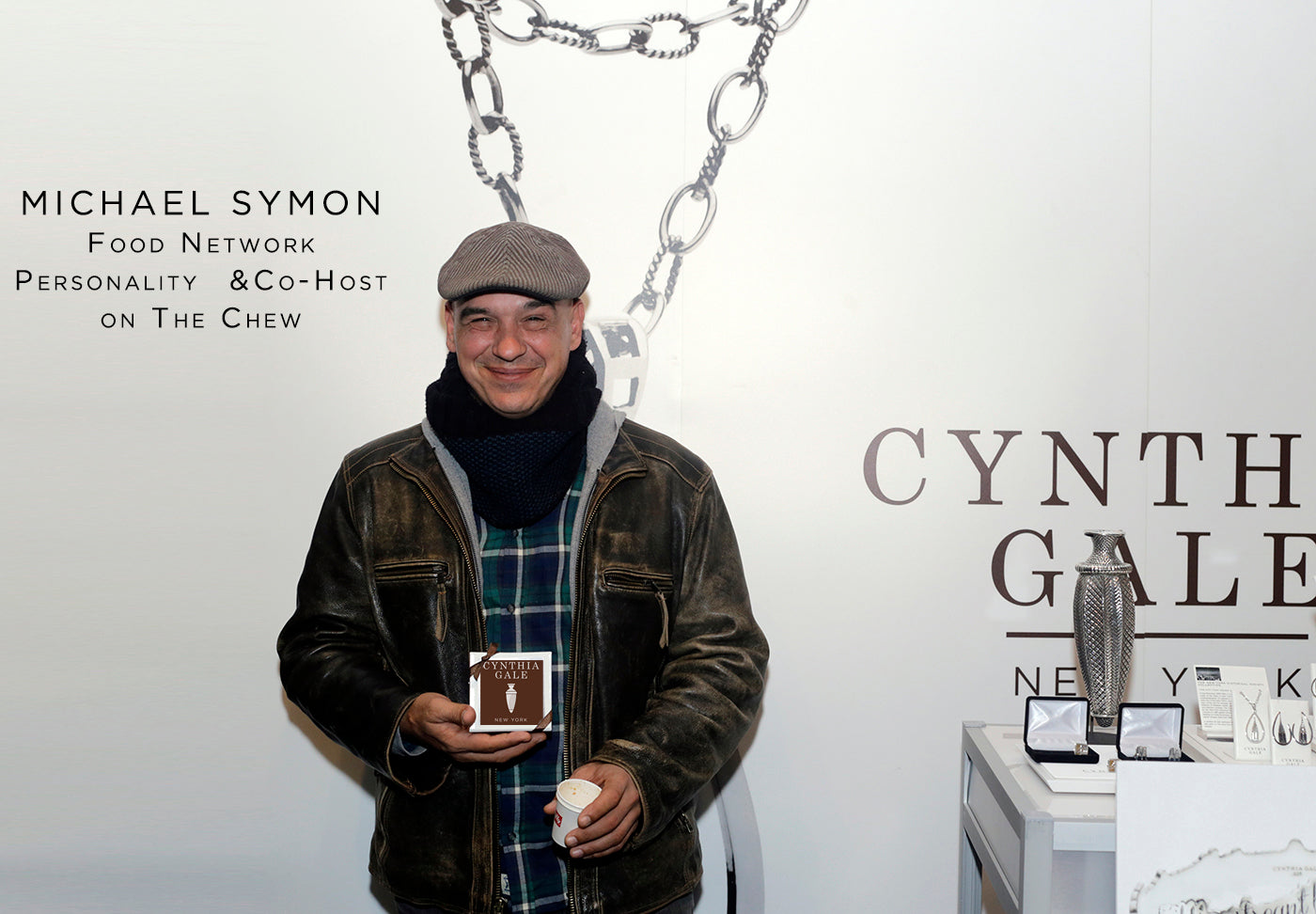 Michael Symon fashion style
