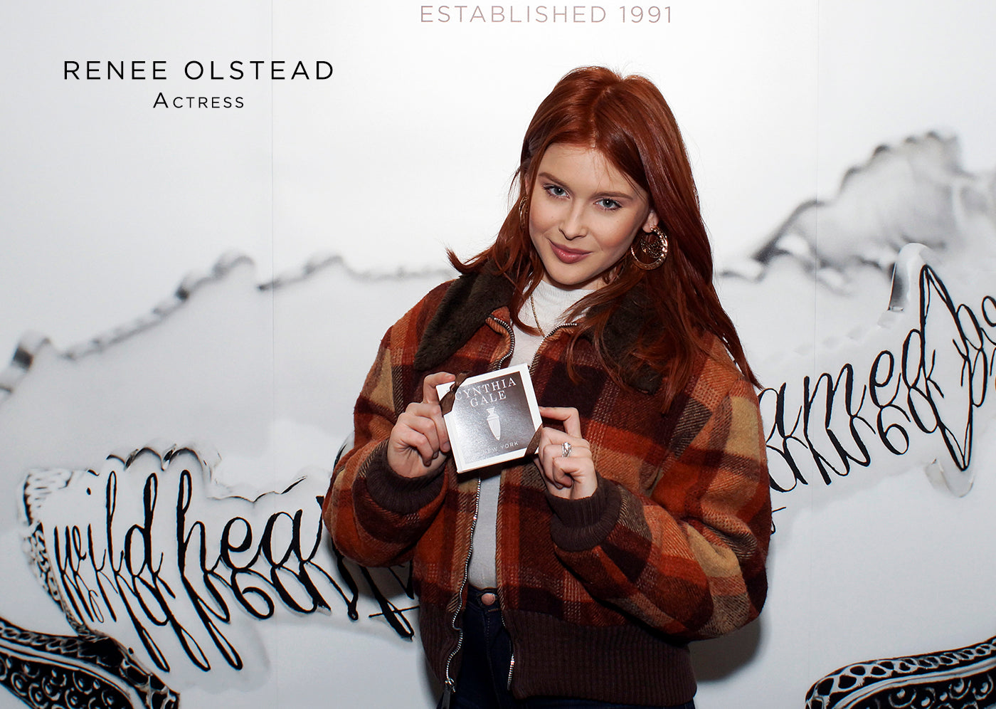 Renee Olstead fashion style