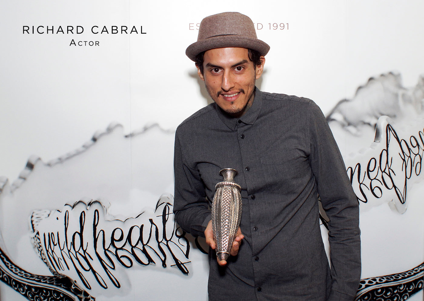 Richard Cabral fashion style