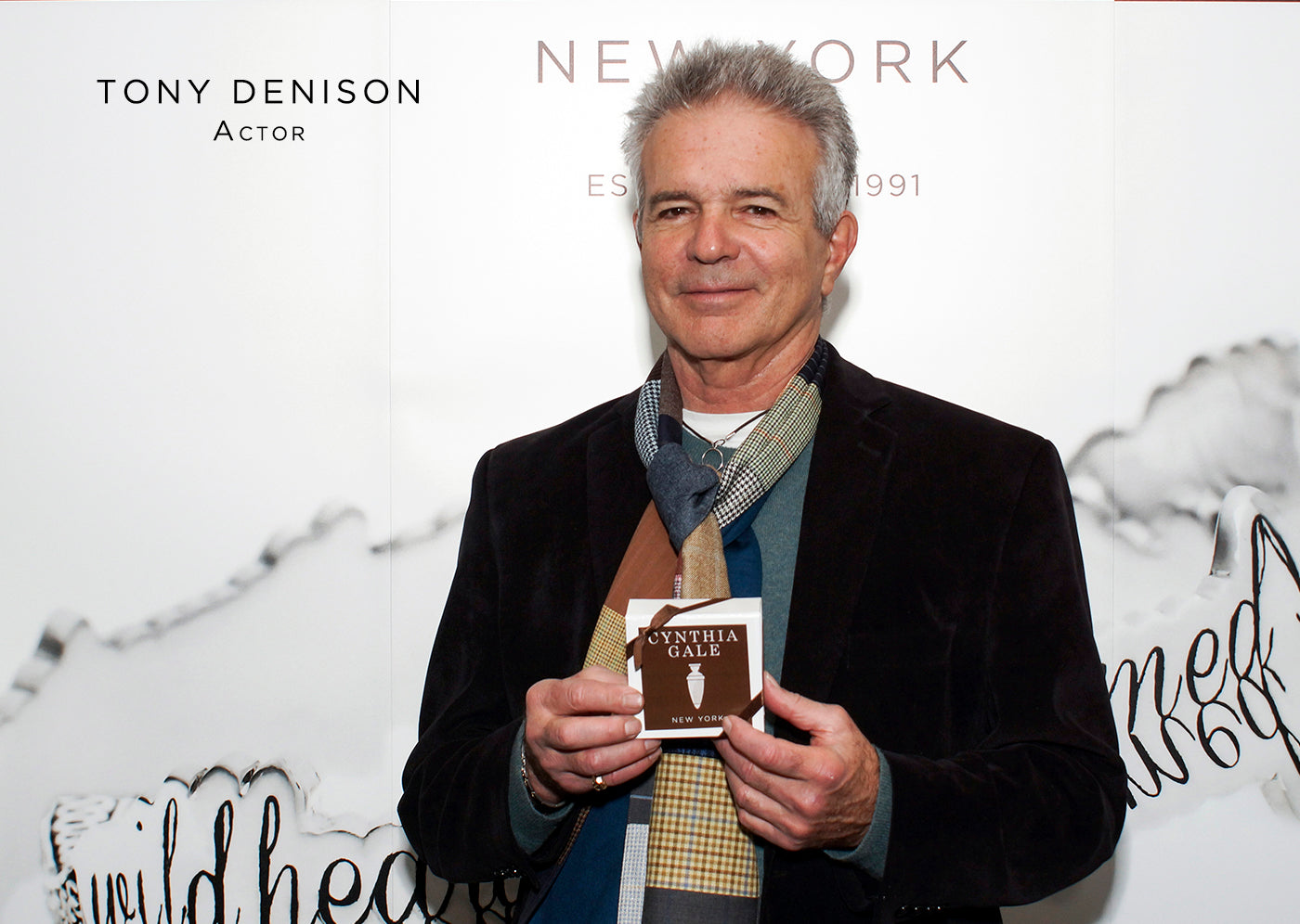Tony Denison fashion style