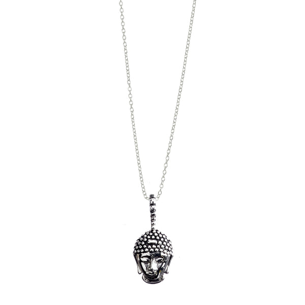 Sweet Serenity Buddha Sterling Silver Charm