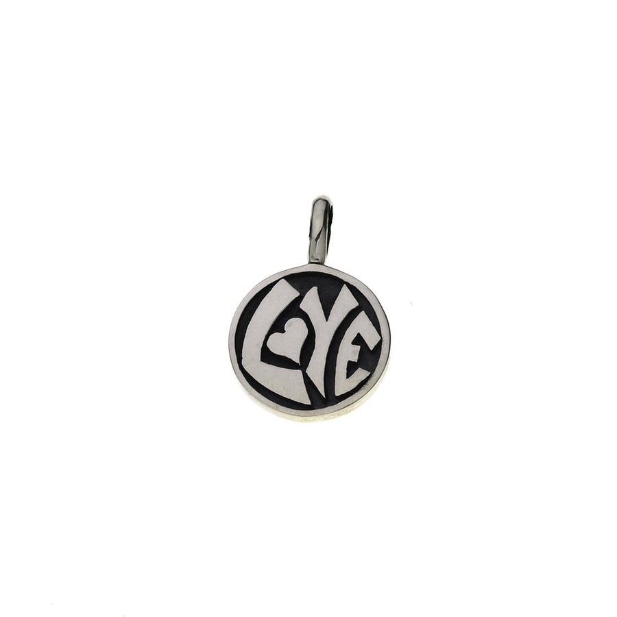 Mod Pod Groovy Kind Of Love Sterling Silver Charm