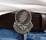 Steal Your Face Belt Buckle