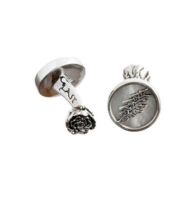 Grateful Dead Lightning Bolt Cufflinks