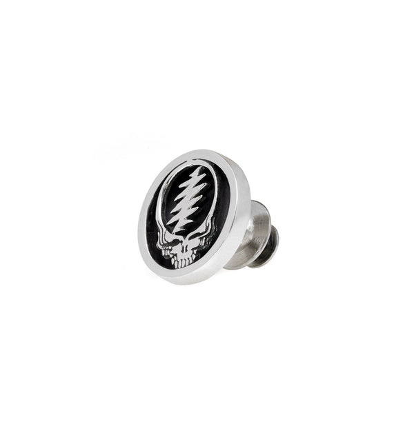 Steal Your Face Sterling Silver Pin (Pre-Order) - Cynthia Gale New York - 1