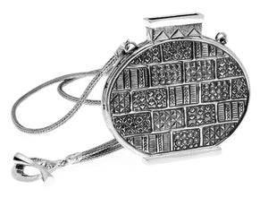 Wiener Werkstatte Statement Urn Necklace - Cynthia Gale New York - 4