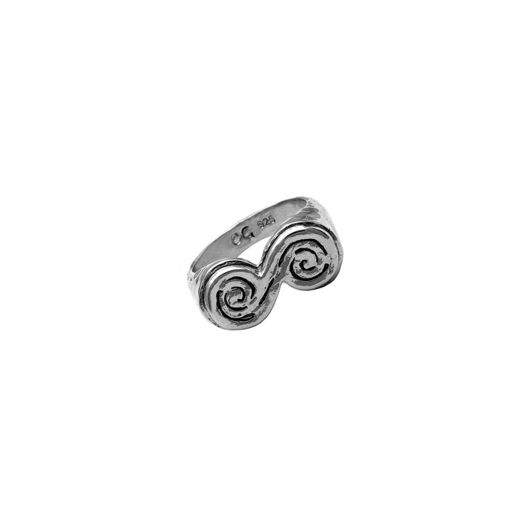 Barnes Metalwork Sterling Silver Ring - Cynthia Gale New York Jewelry