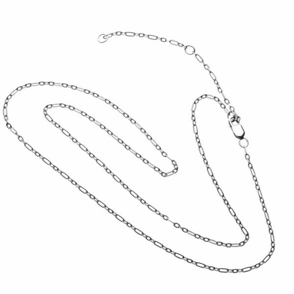 Cynthia Gale Petite Sterling Silver Link Chain