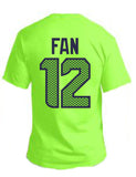 12TH FAN-GRN