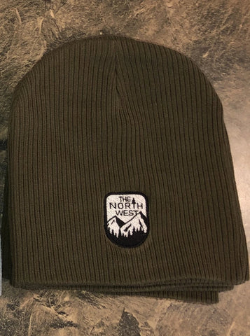 The North West Crest Beanie