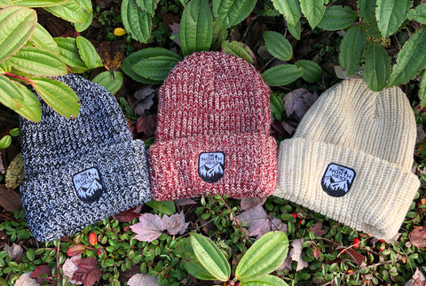 The North West Crest Knit Beanie