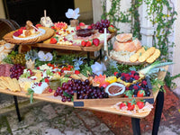 grazing table, cheese platters, weddings, edible gifts, edible arrangements