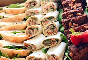 corporate catering, cheese platters, lunch, catering, miami