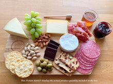 Load image into Gallery viewer, DIY cheese board, charcuterie board, cheese platter, DIY box