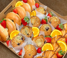 Load image into Gallery viewer, tea time, corporate catering, lunch box