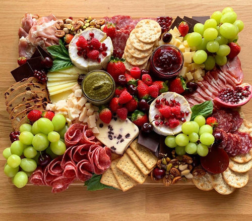cheese platters, miami, party platters