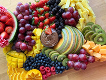 Load image into Gallery viewer, fresh fruit, miami, fruit platter, edible arrangements