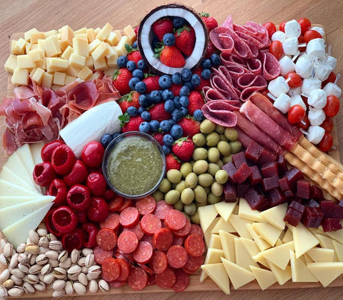 cheese platter, cheese, manchego, gruyere, goat cheese, party platter, party board, cheese board, cheese catering, overwood
