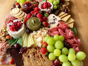 cheese platters, meat platters, miami