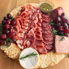 Load image into Gallery viewer, meat platter, party platter, gift platter