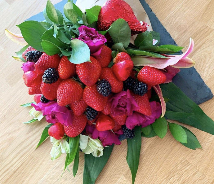 Strawberry Love Bouquet