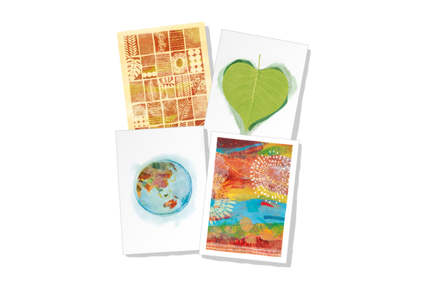 ALL OCCASION GREETING CARDS (Pack of eight)
