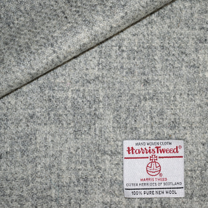 Light Grey Harris Tweed