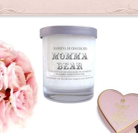 Personalized Mother's Day Scented Candle