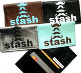 Stash Leather Business Card Holder