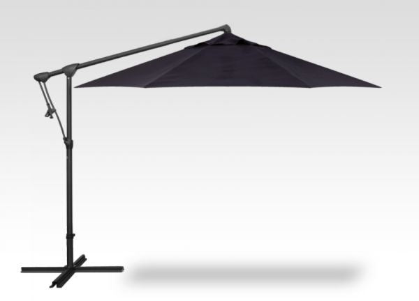 Treasure Garden 10' Ag19 Cantilever - Black