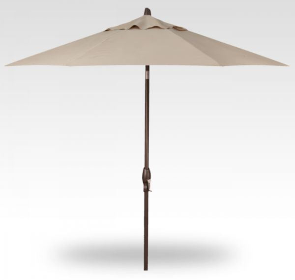 Treasure Garden 9' Auto Tilt Bronze - Antique Beige