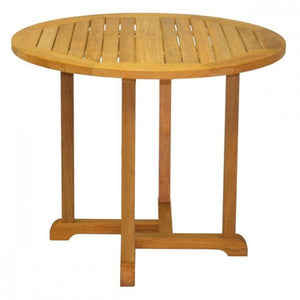 "Three Birds Oxford 42"" Round Bar Table"