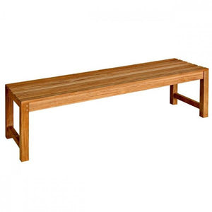 Three Birds Charleston 5' Backless Bench