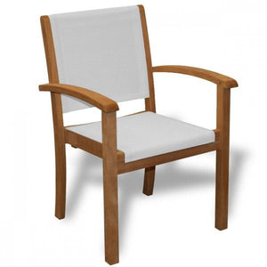 Three Birds Riviera Stacking Armchair