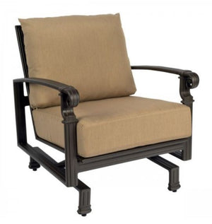 Woodard Spartan Spring Lounge Chair