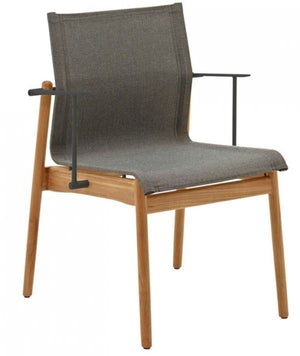 Gloster Sway Dining Chair With Arms