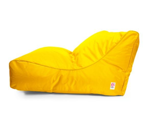 Indosoul Uluwatu Double Lounger Yellow