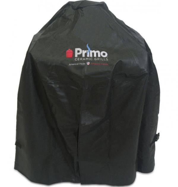 Primo Grill Cover For Oval JR 200 With Cradle