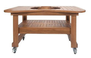 Primo Teak Table For Oval XL 400