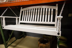Refurbished Porch Swing
