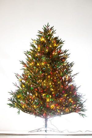 Holiday Bright Lights 7.5' Mountain Fraser Fir