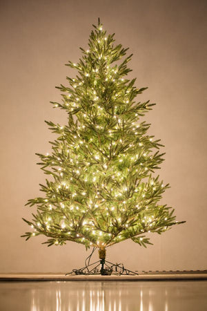 Holiday Bright Lights 7.5' Fraser Fir Deluxe Full