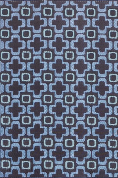 Mad Mats Club-dark Periwinkle 6'x9'