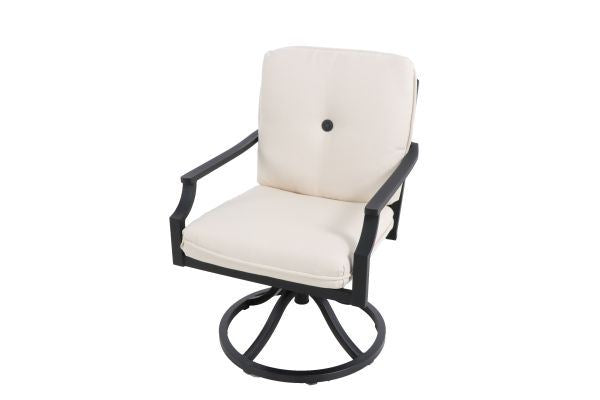 Portica Seville Swivel Dining Chair By Sunvilla