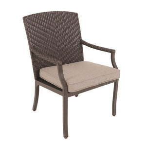 Portica Veneto Wicker Dining Chair By Sunvilla