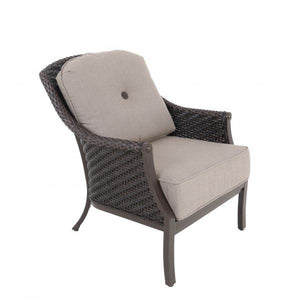 Portica Veneto Wicker Lounge Chair By Sunvilla